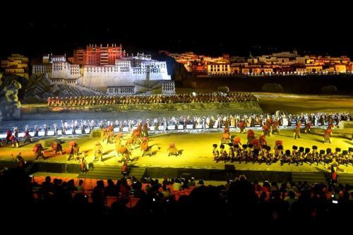 中国西藏文化旅游创意园区