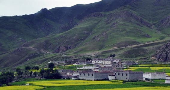 堆龙德庆县工业园区