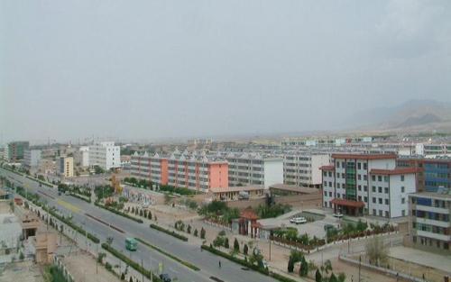 甘肃白银西区经济开发区