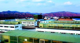 渭源县工业集中区