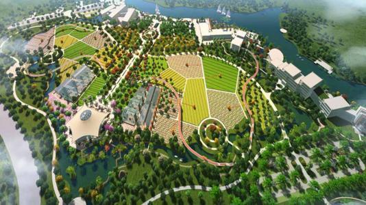 甘南合作生态产业园区