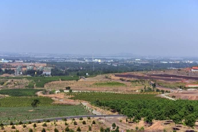 平罗县红崖子工业园区