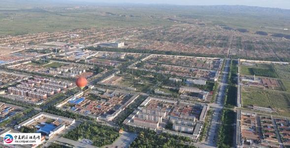 吴忠红寺堡工业园区
