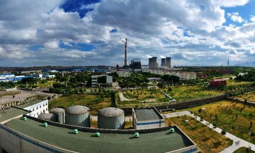 银川暖泉工业区
