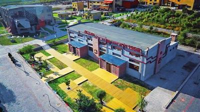 银川801创意产业园