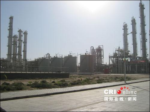 宁东能源重化工基地