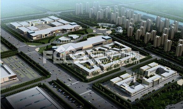 宁夏北方绿创产业园