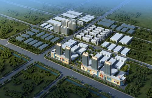 哈巴河县工业园区