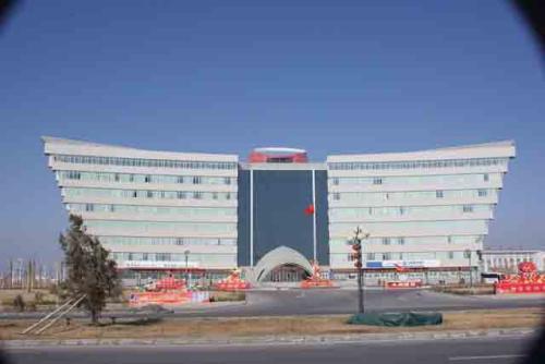 新疆库尔勒经济开发区