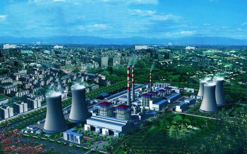 第四师金岗循环经济产业园区