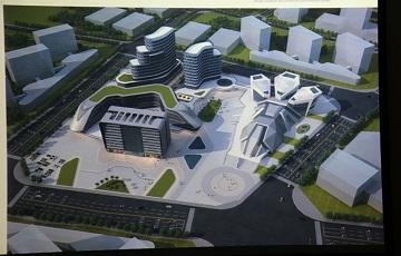 麦盖提刀郎创意产业园
