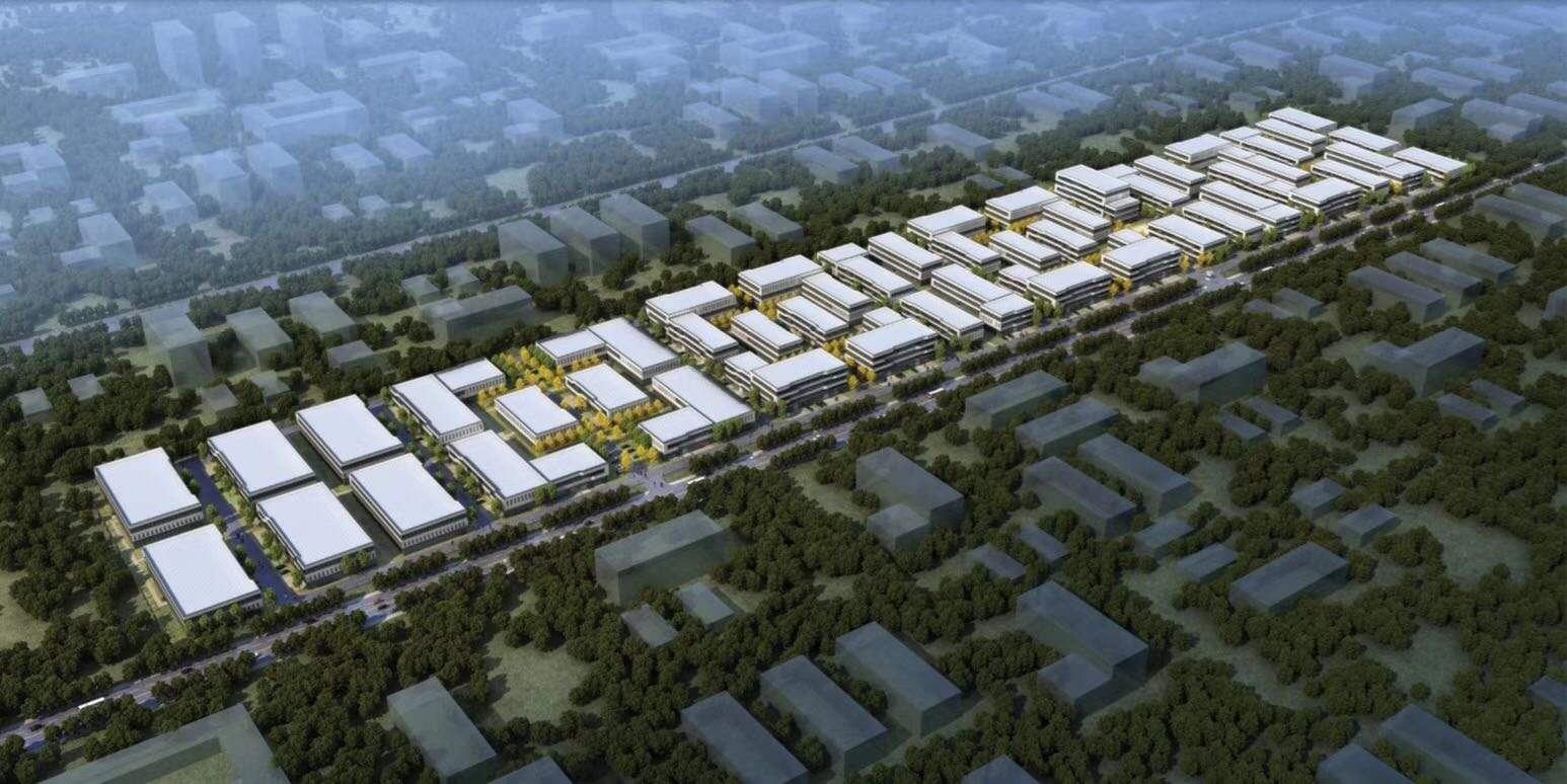 中南高科产业园-宜兴创智绿谷