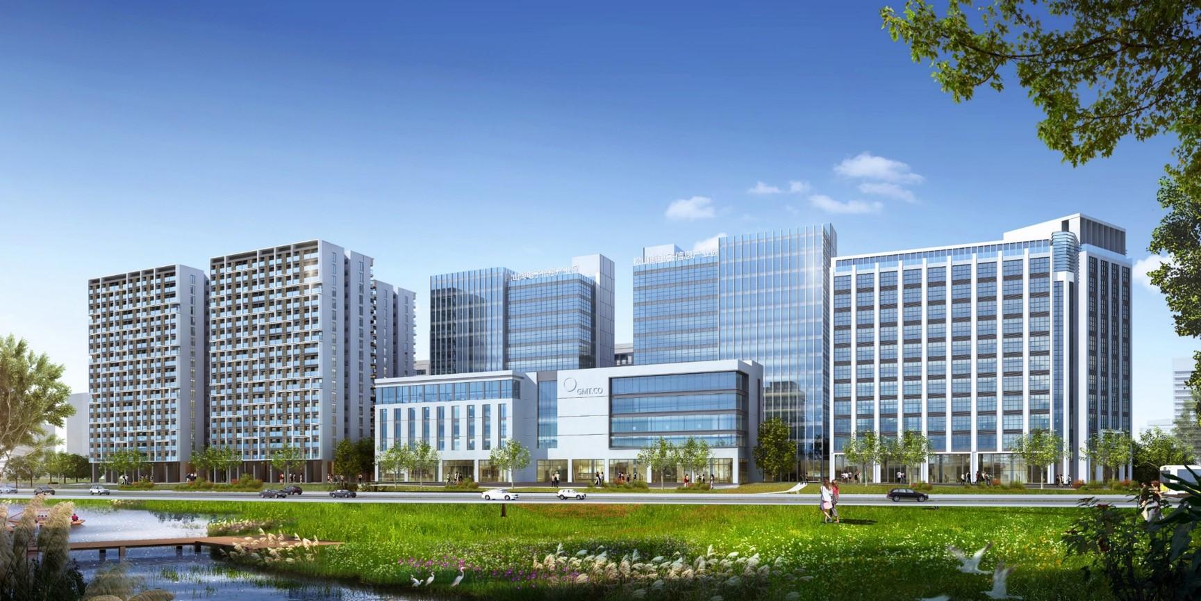 松山湖(生态园)电子信息产业园