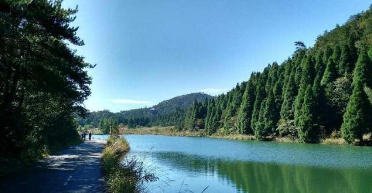 龙泉山景区