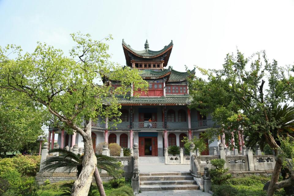 汉中民俗博物馆