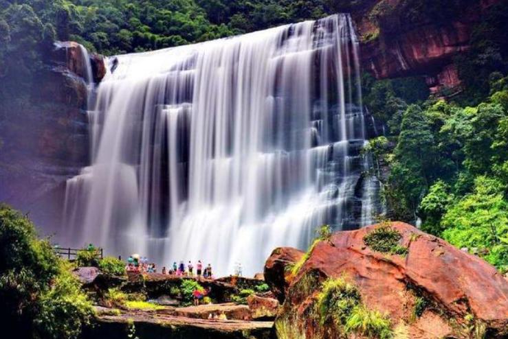 赤水大瀑布景区