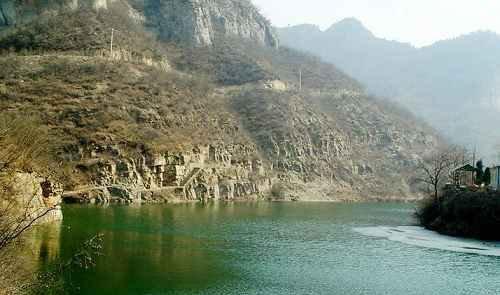平谷青龙山旅游区