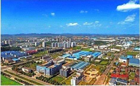长沙高新技术产业区