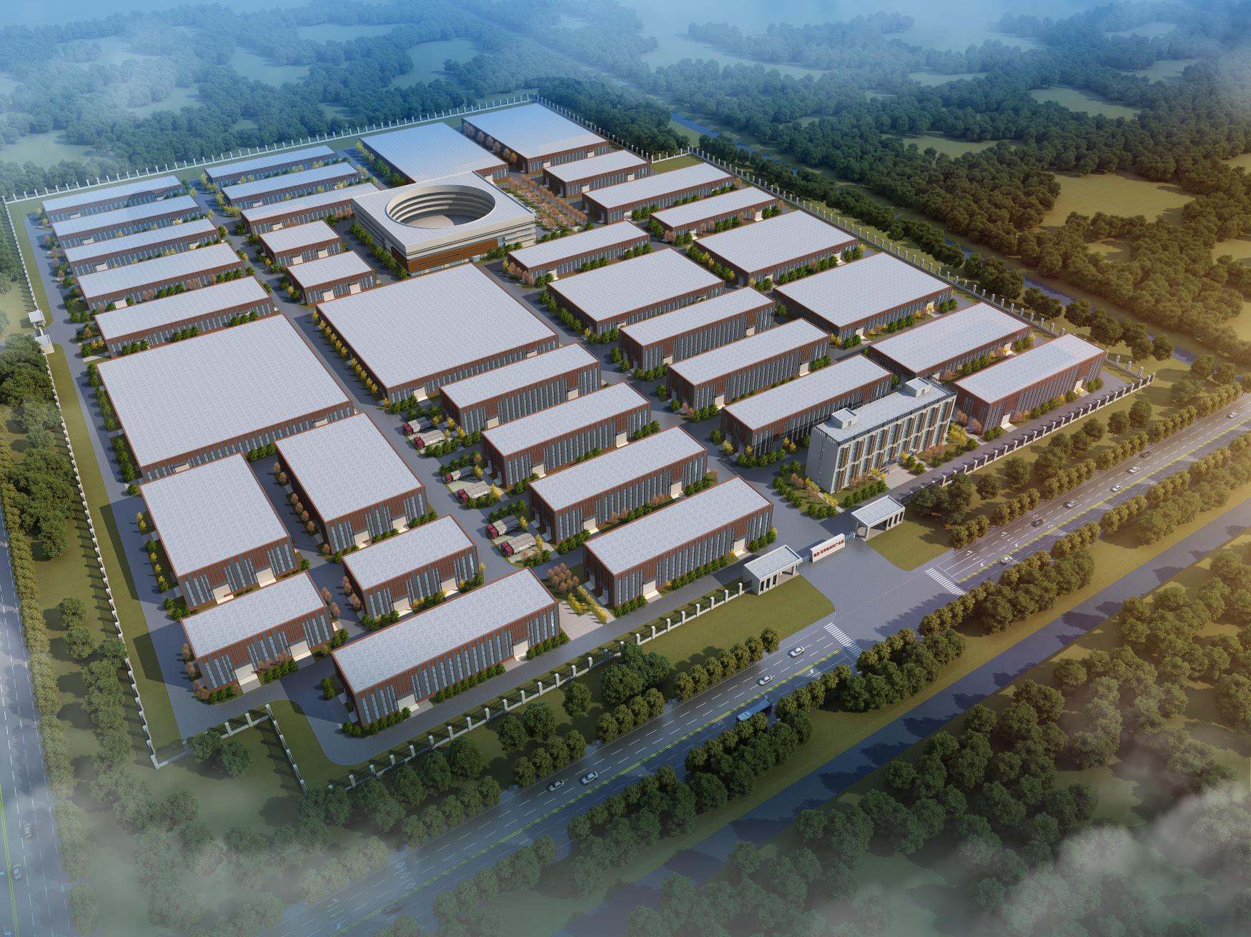 城投柒零新材料产业园