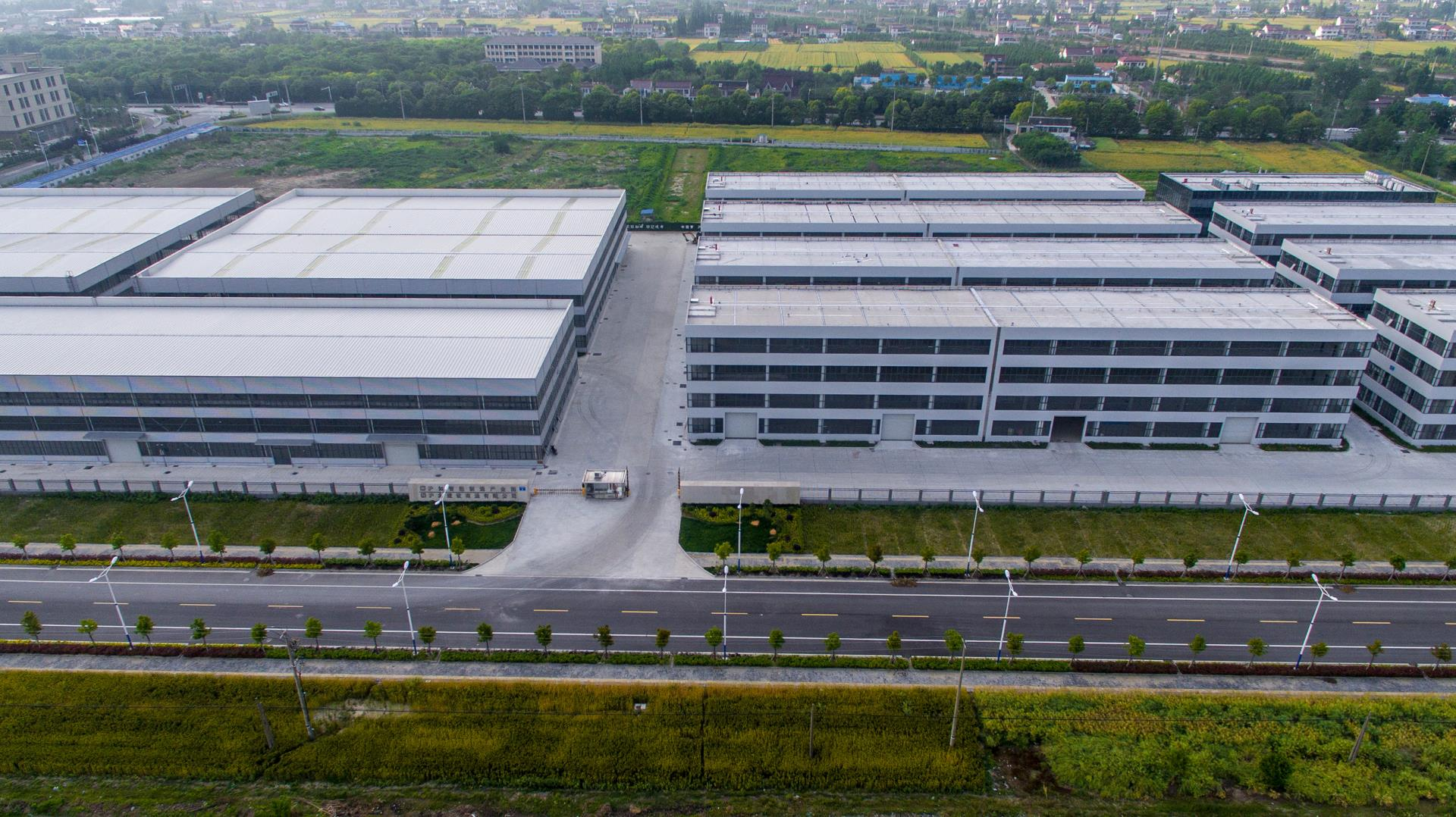 沪如智能制造产业园混泥土三层厂房出售