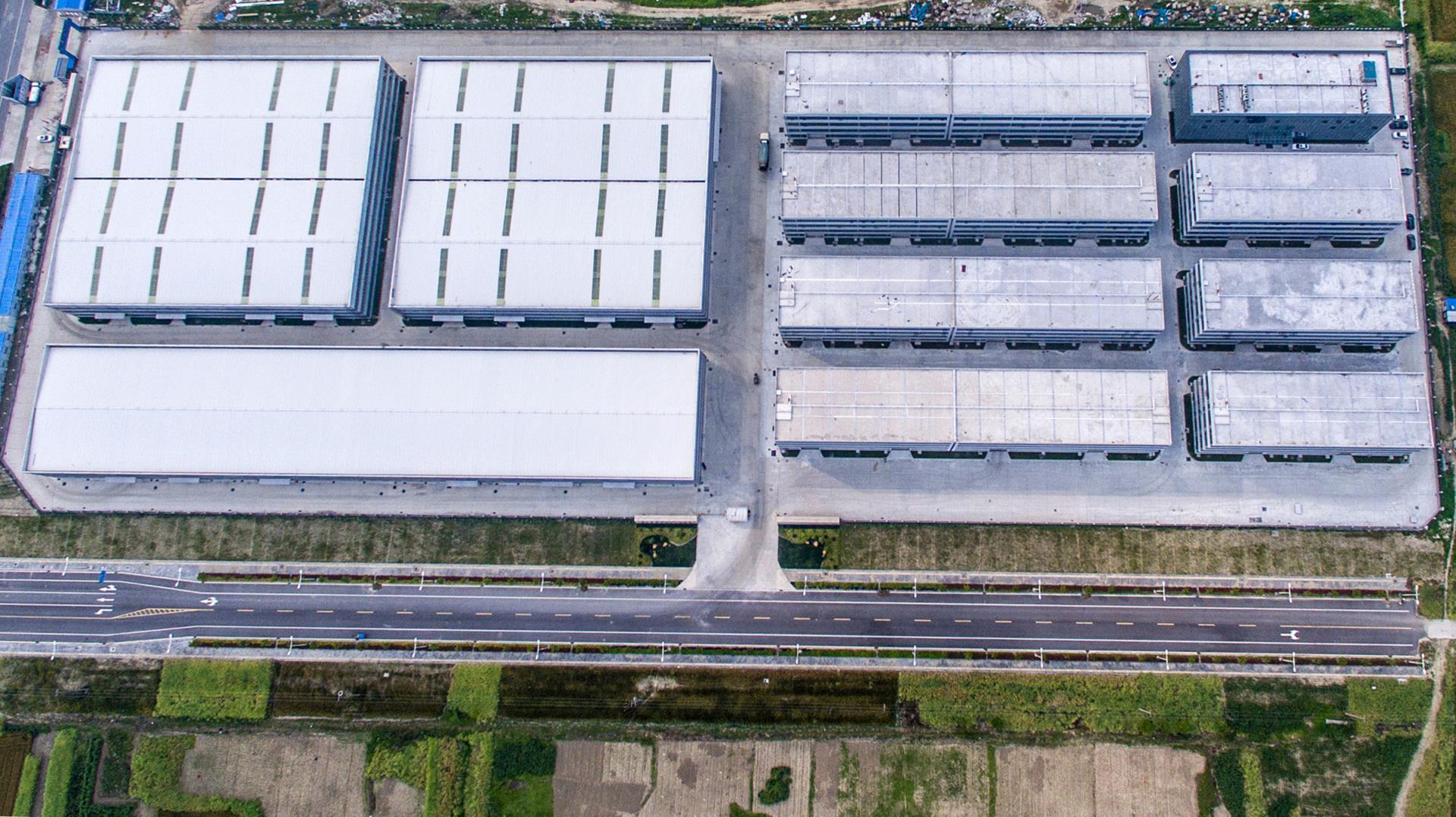 沪如智能制造产业园单层厂房出租