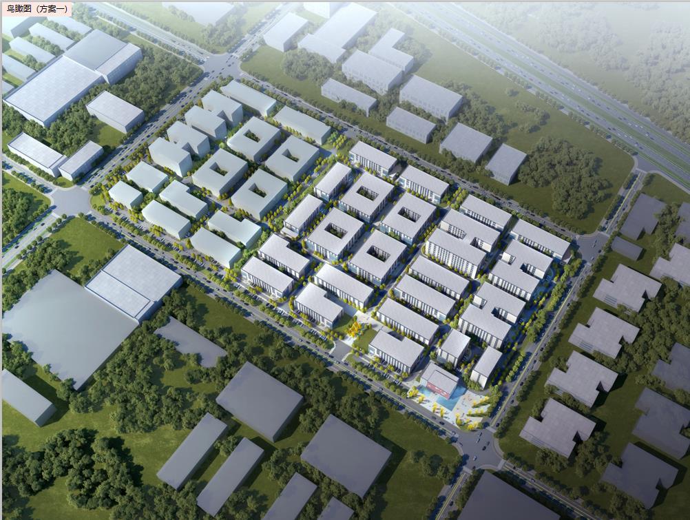 绍兴国科生命健康创新园,支持工业三排,有蒸汽