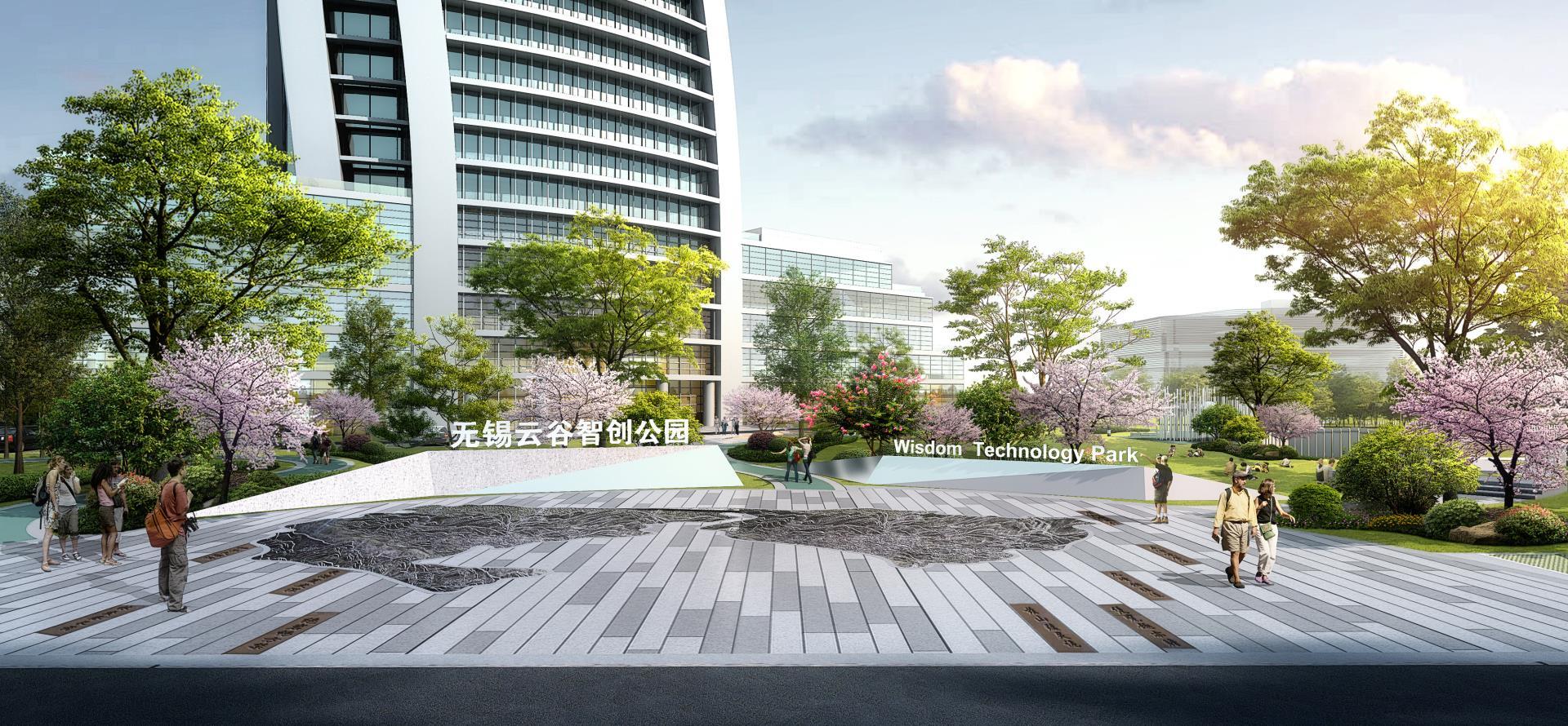 出售(出租)无锡新吴区研产厂房,核心地段环境佳