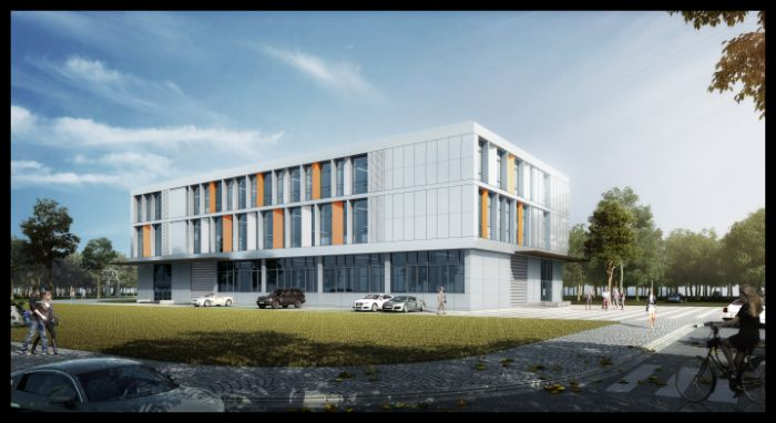 璧山国家高新技术产业开发区智造·产业园