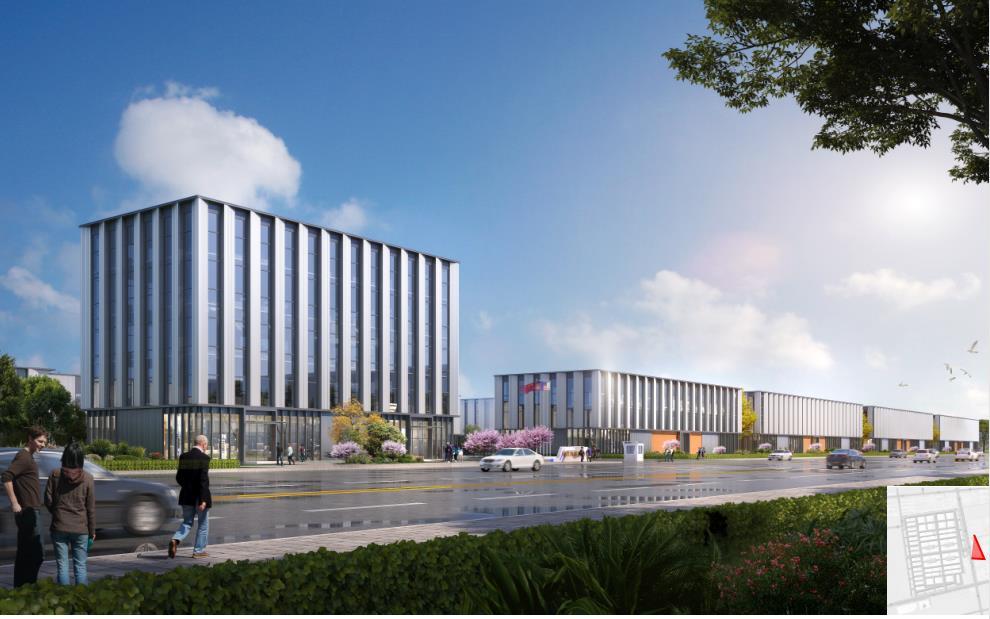 出售徐州工业园小面积全新单层厂房价格低/配套齐/形象好